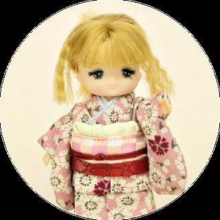 ミキマキ 着物,みきちゃんまきちゃん 和服,双子の妹 アウトフィット