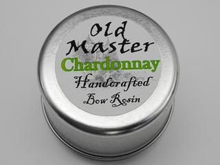 ヴァイオリン バイオリン 松脂 松ヤニ Old Master Chardonnay Rosin オールドマスター シャルドネ ヴァイオリン教室 レッスン