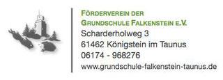 Logo Foerderverein