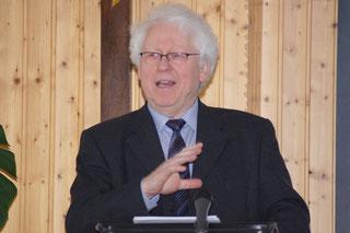 Pastor Harm Bernick, Marburg
