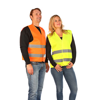Easymesh® Kinder Signalweste Warnweste Signal Rot Xs Oder S Clothing, Shoes & Accessories Personal Protective Equipment (ppe)