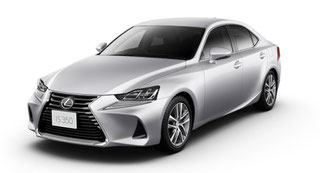 Hire Car in Japan LEXUS IS