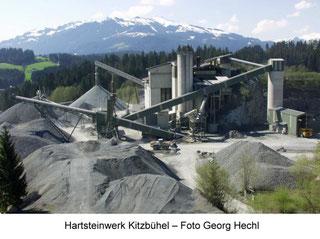 Hartsteinwerk Kitzbühel – Foto Georg Hechl