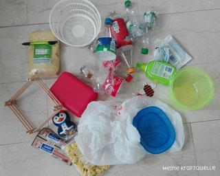 Plastikmüll, Plastik reduzieren, Plastik vermeiden, Plastikfrei, no plastic