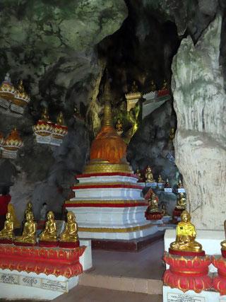 Buddhas in Pindaya