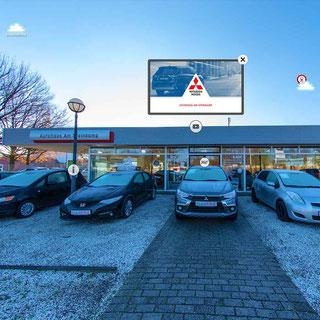 Autohaus am Steinkamp, Mülheim
