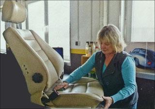 Lederreparatur und Lederpflege vom Profi