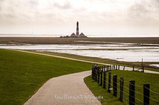 Leuchtturm, westerhever, Fotografin, Susanne Dommers, beachtenswert fotografie, Nordfriesland