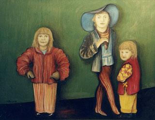 Unsere 3 Kinder Sonja Philipp Maria