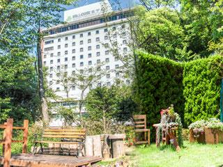 岡山国際ホテル ポーセラーツ アロマフレグランスストーン 体験会 展示会