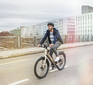 Stromer e-Bikes und Pedelecs in der e-motion e-Bike Welt in München Süd