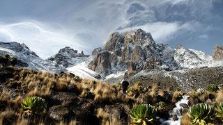 Monti del Kenya - Mount Kenya