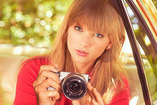 Taylor Swift for Sony (2012)