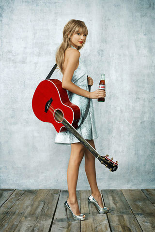 Taylor Swift for Diet Coke (2013)