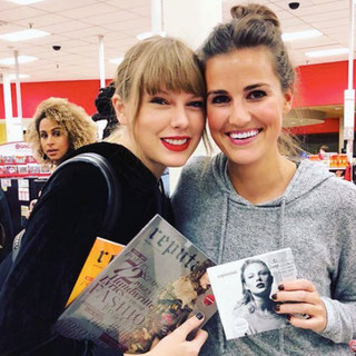 "Taylor buying ""reputation"" at Target (2017)"