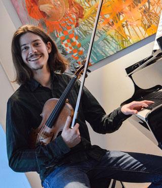 Geigenunterricht und Klavierunterricht in Tutzing, Starnberg, Gauting und München