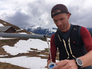 Markus Meinke Ultra Trail Runner