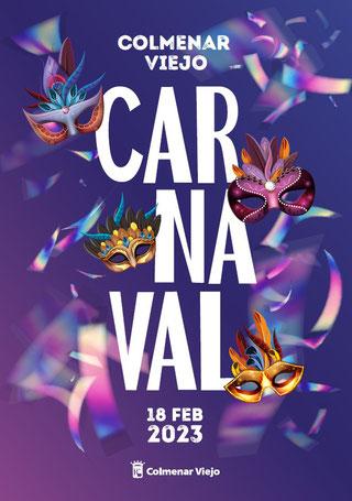Fiestas en Colmenar Viejo Carnaval