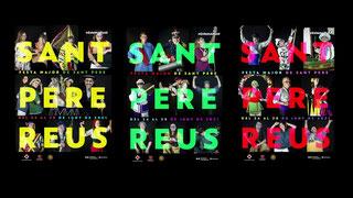 Fiestas en Reus Festa Major de Sant Pere