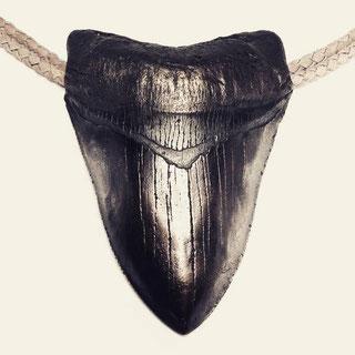 Ornito Männerschmuck Herrenschmuck Bronzeschmuck Silberschmuck Meteoritenschmuck Made in Idar-Oberstein