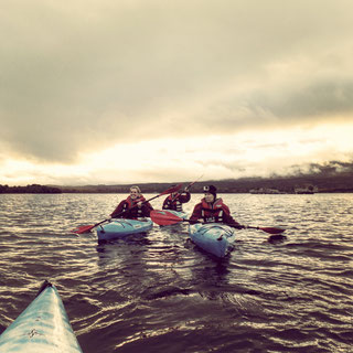 Outdoors Ireland Killarney Kayak