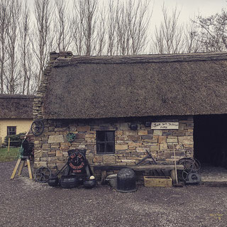 Kerry Bog Village - an outdoor museum