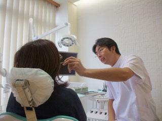 阿部一雄歯科医師