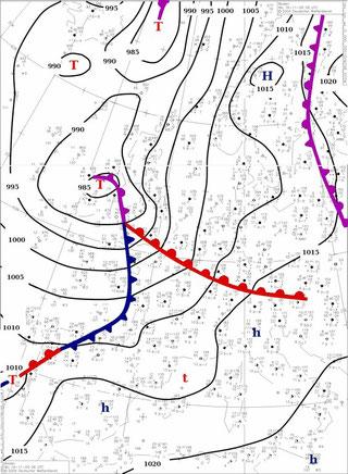 Abb VI: Analyse v. WDS / Format: © DWD