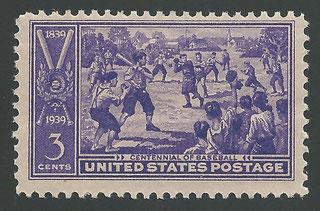 Il francobollo commemorativo del 1939