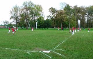 Il nuovo Park Field Forlanini di Milano fortemente voluto da Faso