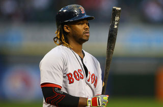 Nella foto Hanley Ramirez (Caylor Arnold-USA TODAY Sports)