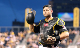 Nella foto Francisco Cervelli (foto da piratesprospects.com)