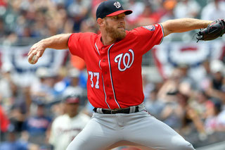 Nella foto Stephen Strasburg ( Dale Zanine-USA TODAY Sports)