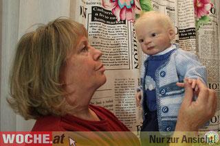 puppenzauber.at gabriele doboczky emsenhuber rebornartist österreich rebornbaby rebornpuppe reborn