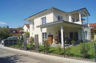 hier in Mering bei Augsburg wohnt Familie Schindler mit ihren Schapendoes und ihrer Schapendoeszucht
