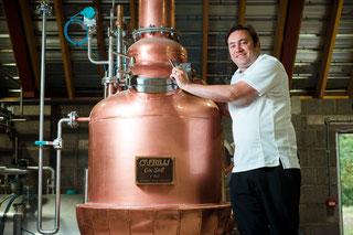 Master Distiller Scott Gowans