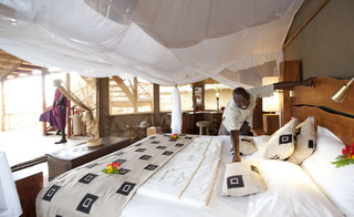 Severin Lodge in Tsavo West Kenya