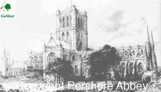 Pershore churches