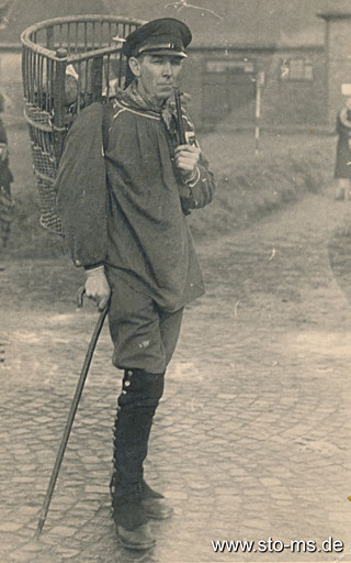 Theo Breider als Kiepenkerl