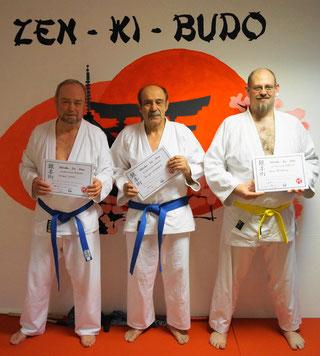 Zen-Ki-Budo - Shiruba Jiu Jitsu - Bewegt älter werden in NRW - Kampfkunst - Herne - Wanne-Eickel - Bochum - Gelsenkirchen