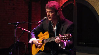 Steve Hackett Launch Berlin