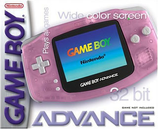 Game Boy Advance Console Variations The Database For All Console