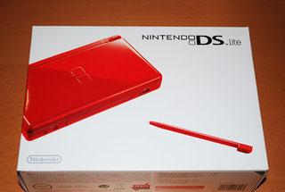 nintendo ds lite pokemon red