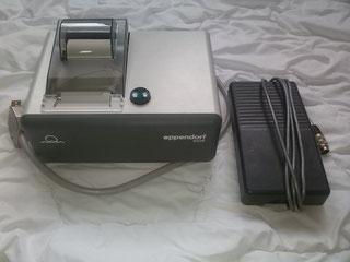 EPPENDORF Thermodrucker inklusive Fußschalter für die Chromatographie/ Chemie