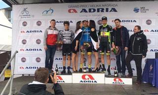 Filippo Fortin gewinnt Grand Prix in Novo Mesto