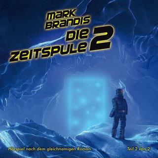 CD-Cover Mark Brandis Aktenzeichen Illegal 15