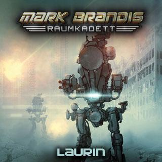 CD-Cover Mark Brandis Raumkadett 7 – Laurin