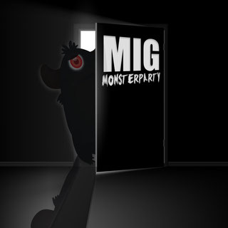CD-Cover MIG MonsterParty