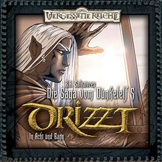 CD-Cover Drizzt - 5 – In Acht und Bann (Hörspiel)