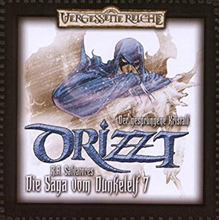 CD-Cover Drizzt - 7 – Der gesprungene Kristall (Hörspiel)